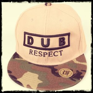 New Dub Respect Snapback caps