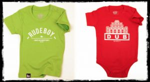 Reggae Baby clothing