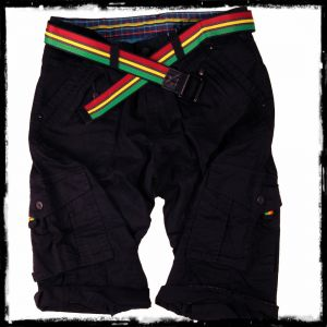 New Irie lion cargo shorts - part 2