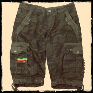 Just arrived! Rasta shorts