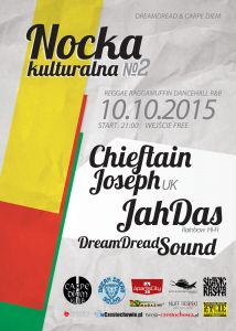 Chieftain Joseph, JahDas, Dream Dread