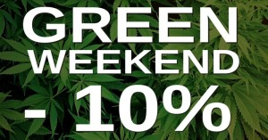 Zielony Weekend! -10%