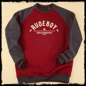 Bluza Rude boy