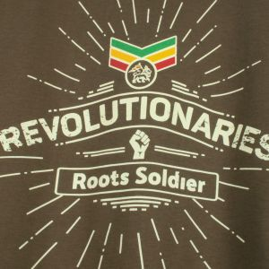 ⚡ Revolutionaries Roots Soldier ⚡ NEW