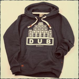 ✱ Bluza z kapturem Dub Respect ✱