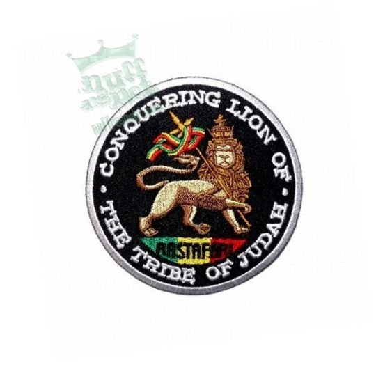 Naszywka Conquering Lion Of The Tribe of Judah