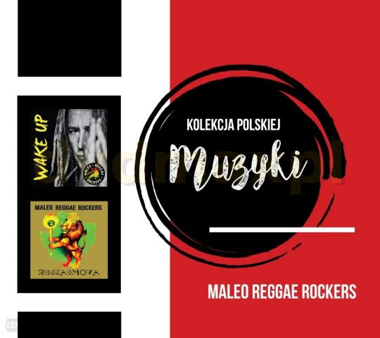 Maleo Reggae Rockers - Box | Wake Up / Reggaemova 2xCD