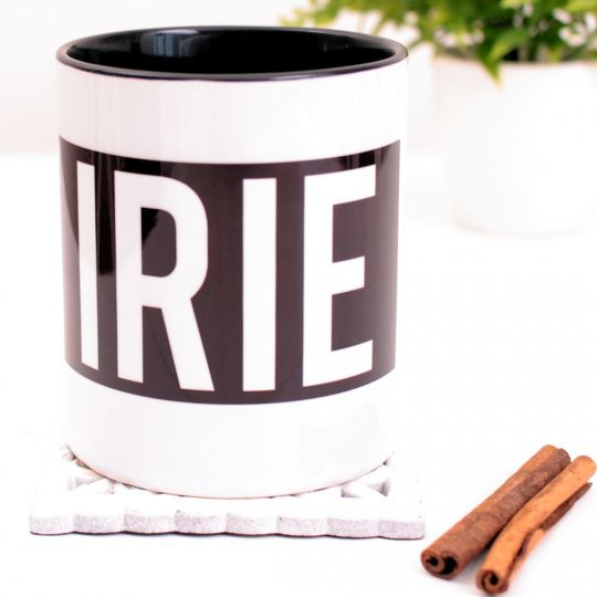 IRIE Coffee Mug or Tea Cup 330 ml