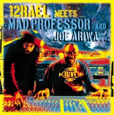 Izrael meets Mad Professor & Joe Ariwa digipak