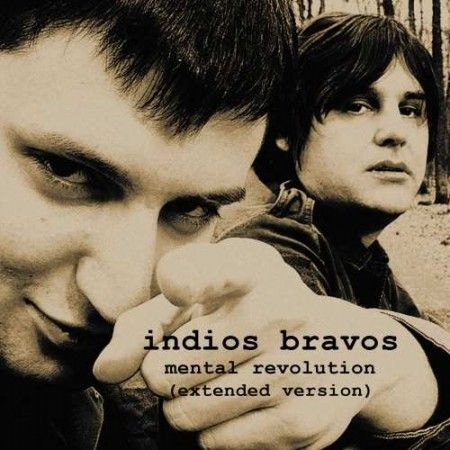 Indios Bravos - Mental Revolution. Extended Version  2xCD