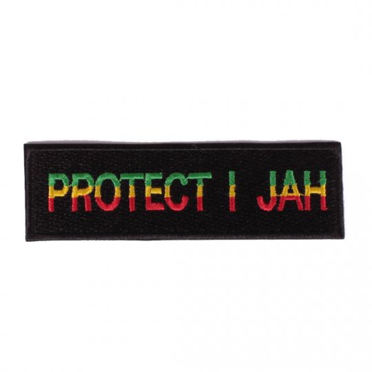 Protect I Jah patch | Black