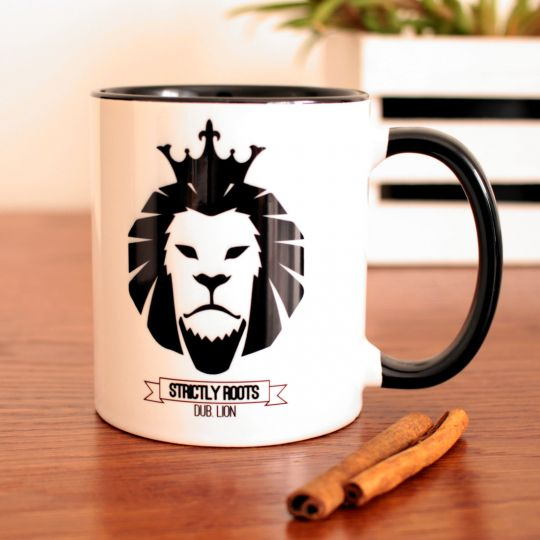 Strictly Roots | Dub Lion Coffee Mug or Tea Cup 330 ml