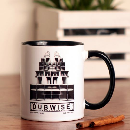 Dub Wise No Compromise Coffee Mug or Tea Cup 330 ml