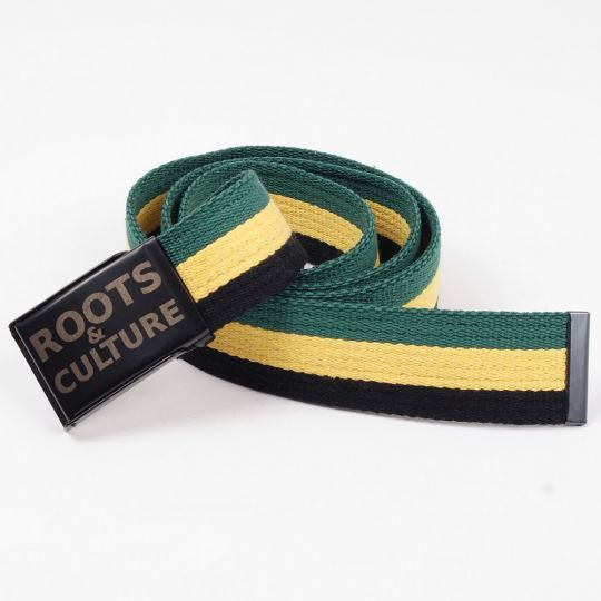 Roots & Culture cotton belt | Jamaica