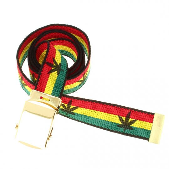 Belt - Lion of Judah - Rasta