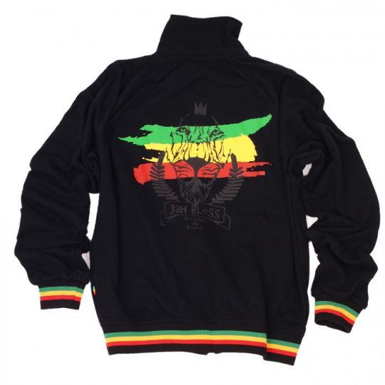 Jah Bless / One Love and Respect Jacket