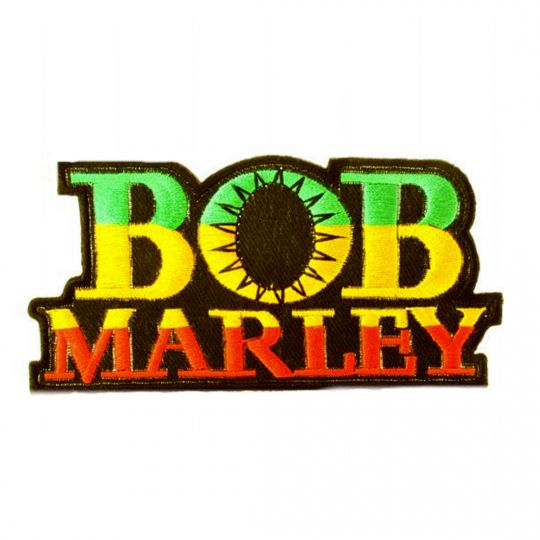 Bob Marley patch
