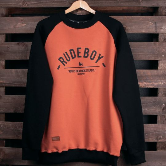 Bluza crewneck | Rude Boy