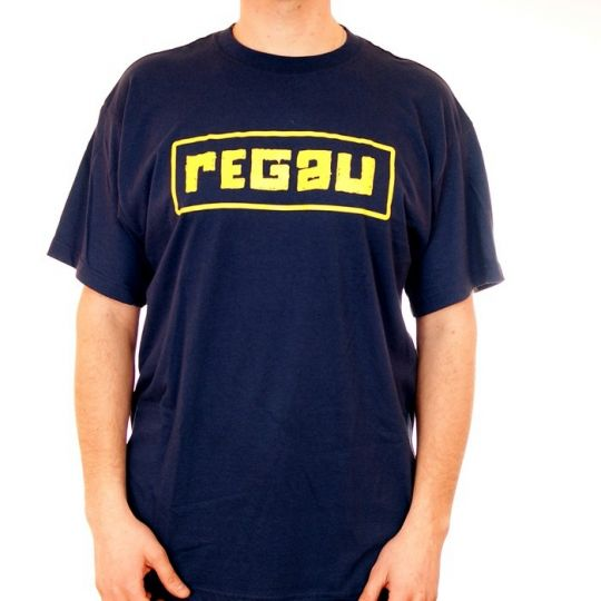 Tshirt - Regau - navy