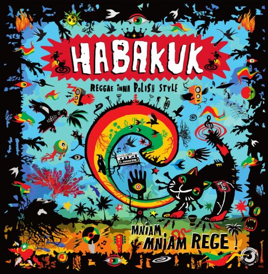 Habakuk - Mniam! Mniam! Rege 2x LP (black)