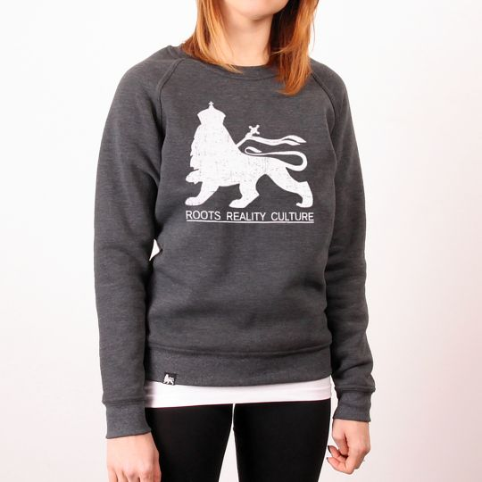 Nuff Respekt crewneck sweatshirt | Roots Reality Culture