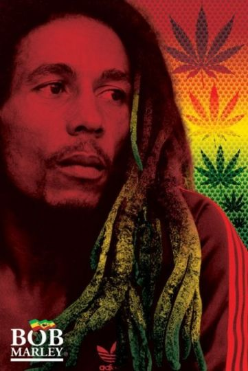 Bob Marley - Dreads poster - PP31791