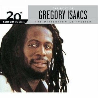 Gregory Isaacs - The Best Of Gregory Isaacs The Millennium Collection
