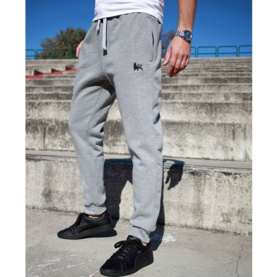Dub Lion joggers pants | gray