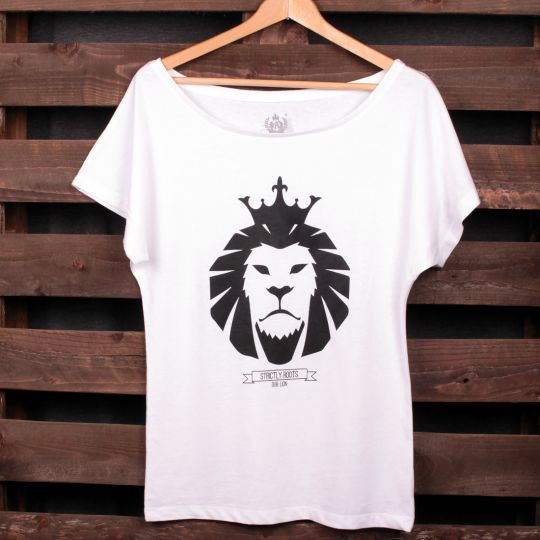 Strictly Roots | Dub Lion ladies oversize tshirt