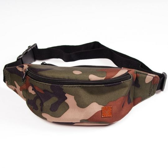 Waist Pack Nuff wear Classic - woodland