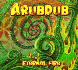 Arubdub - Eternal Fire - digipak