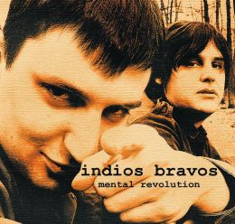 Indios Bravos - Mental Revolution - LP