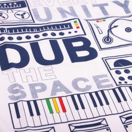 Tshirt Every Unity Dub The Space - biel