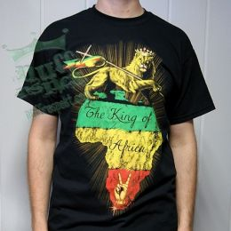 King of Africa tshirt