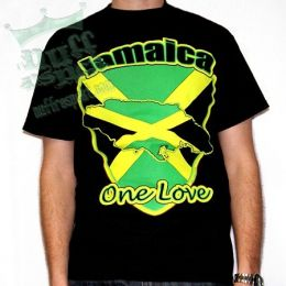 Jamaica - One Love tee