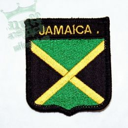 Jamaica crest patch
