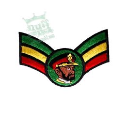 Haile Selassie I patch