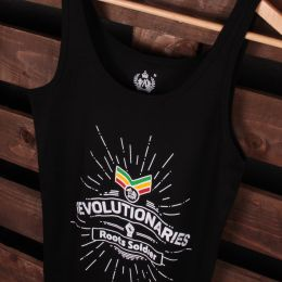 Revolutionaries Roots Soldier top vest
