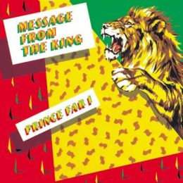 Prince Far I & The Arabs ‎– Message From The King