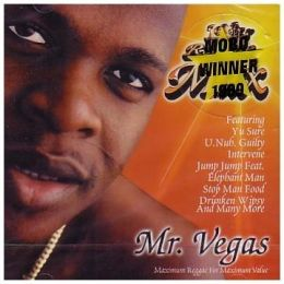 Mr. Vegas - Reggae Max