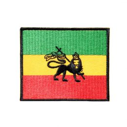 Lion of Judah / rasta patch