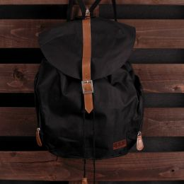 Dub Respect tote Backpack | Black