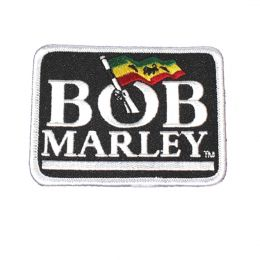 Bob Marley Flag patch