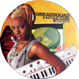 Dreadsquad feat Natalie Storm - Beat that chest 12'EP