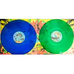 Habakuk - Mniam! Mniam! Rege 2x LP (ltd blue and green color vinyl)