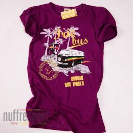 Irie Bus Around The World Nuff Respekt Kids - Girl tshirt