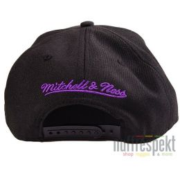 Mitchell & Ness Snapback cap - New York University Blacked Out Script