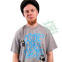 Carry On Rastaman tshirt - Nuff Respekt