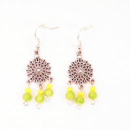 Hendmade earrings - Sztukomat #3