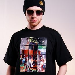 Sound System Massive tshirt - Nuff Wear
